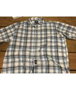 Mens dickies flannel shirt - $12.00
