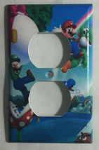 Super Mario Bro Light Switch Power Duplex Outlet Wall Plate Cover Home Decor image 8