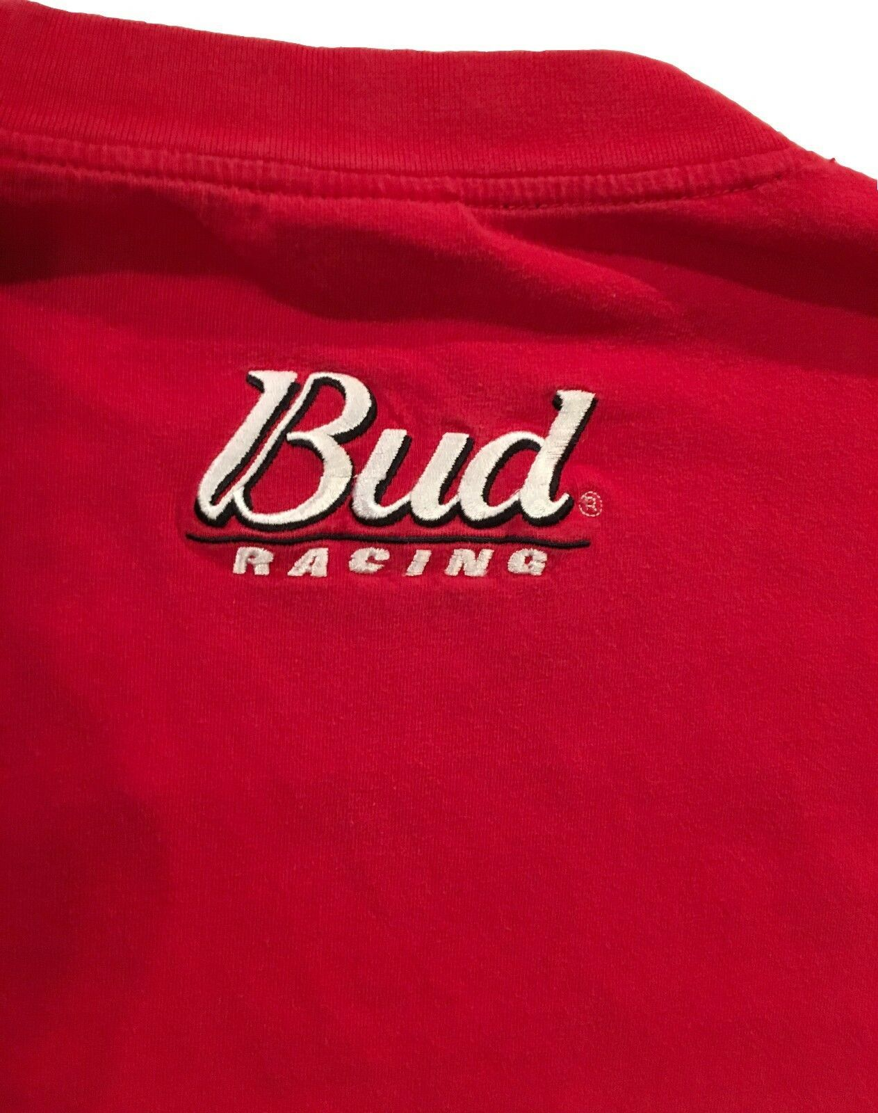 NASCAR Dale Earnhardt Jr #8 Bud Racing Red and similar items