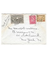 Haiti Airmail Cover 1949 Port au Prince to US Exposition backstamp RA10 ... - €7,21 EUR