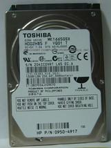 """160GB 2.5"""" SATA MK1665GSX HDD2H85 9.5mm Hard Drive Tested Good Our Drives Work - $12.69"""
