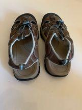 Women's Keen Sport Sandals Size 7 Water Shoes 1008020 Waterproof brown image 9