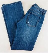London Jean Women's Size 2 Bootcut Stretch Medium Wash - $12.34