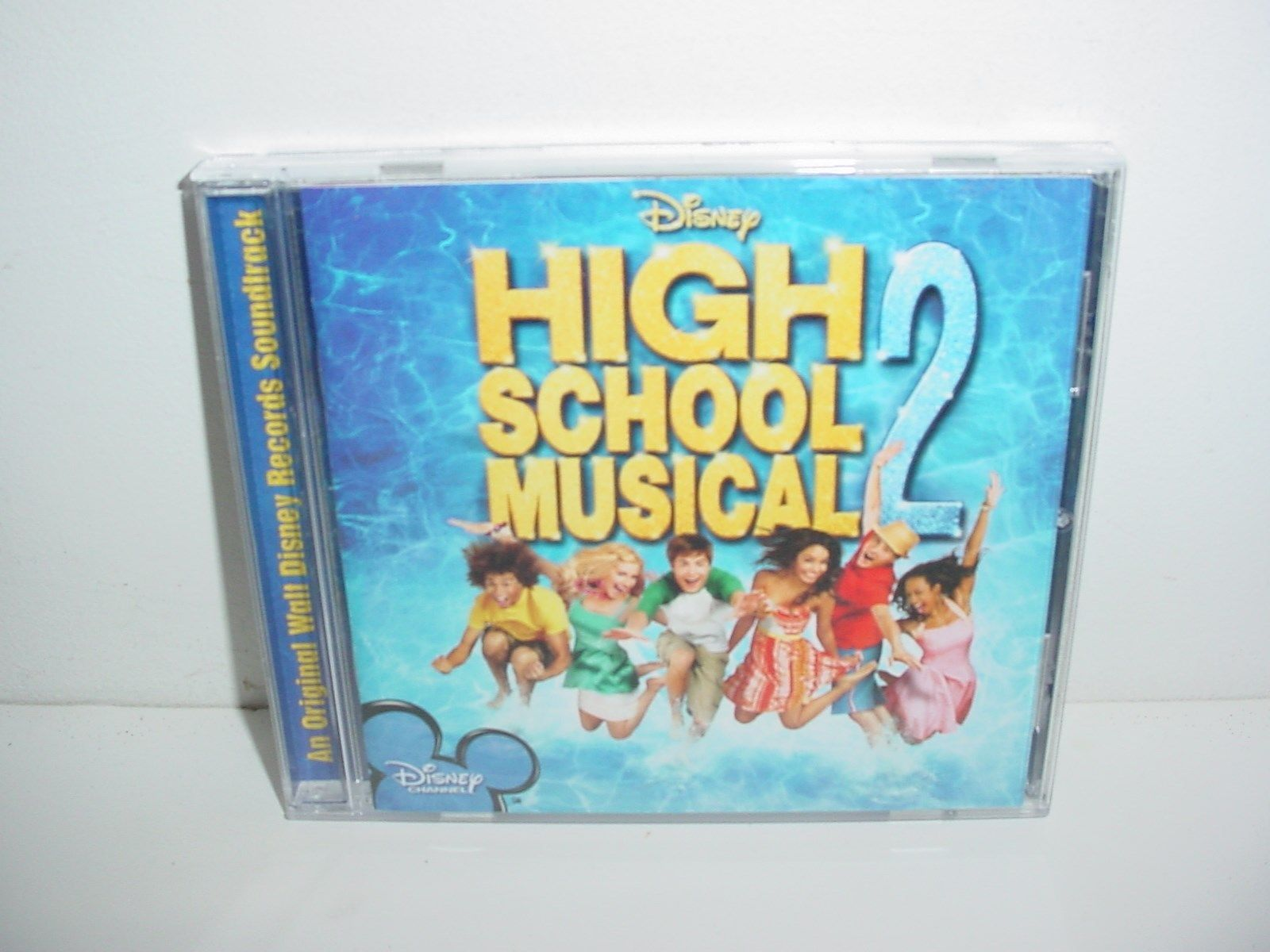 High School Musical 2 Original Soundtrack by High School Musical Cast CD Music