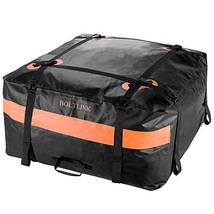 BOLTLINK Car Roof Top Cargo Carrier Bag, Made with Waterproof Material, ... - $42.44