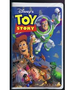 Toy Story VHS Clamshell Edition DIsney Tom Hanks Tim Allen - $13.99