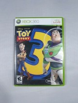 Toy Story 3  (Microsoft Xbox 360, 2010) Complete - $19.31