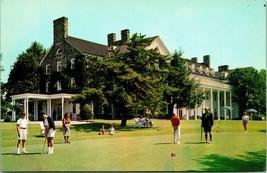 Vtg Chrome Postcard Roaring Gap North Carolina NC Greystone Inn Golf Put... - $14.95