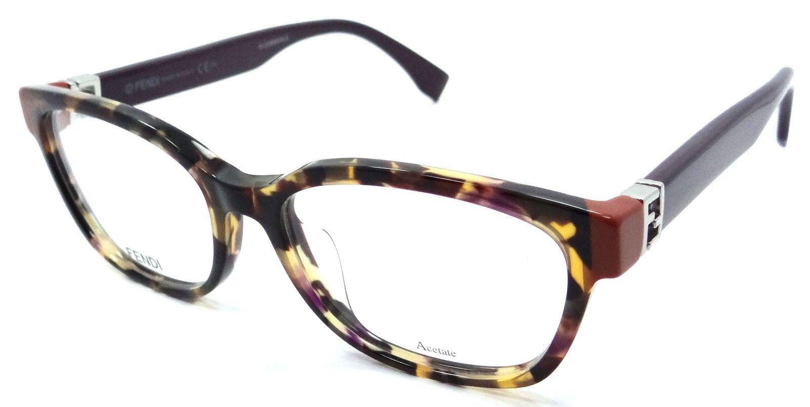 334c3a67f17 Fendi Rx Eyeglasses Frames FF 0130 F MFX and 50 similar items