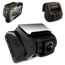 Dual Dash Camera Front and Rear for Cars Full HD 1080P Cam WiFi Wide Ang... - $108.80