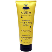 The Naked Bee Lavender Beeswax Absolute Hand & Body Lotion 200ml/6.7oz - $21.00