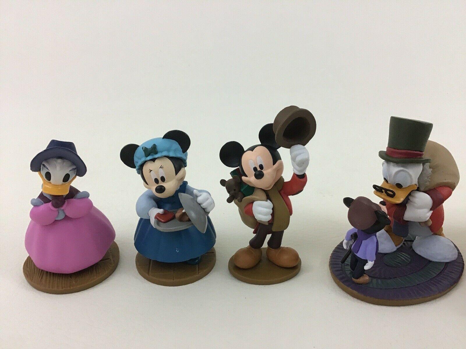 Mickeys Christmas Carol Minnie.Disney Mickey S Christmas Carol 6pc Pvc Toys And 50 Similar