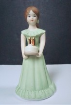 Enesco Growing Up Birthday Girls Age 11, No Box - $7.99