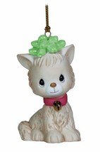 Precious Moments Cat with Bow Ornament - $23.21