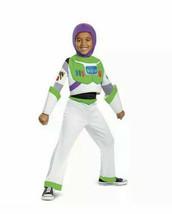 Kids Toy Story 4 Buzz Lightyear Glow In Dark Halloween Costume S 4-6 Dis... - $16.82