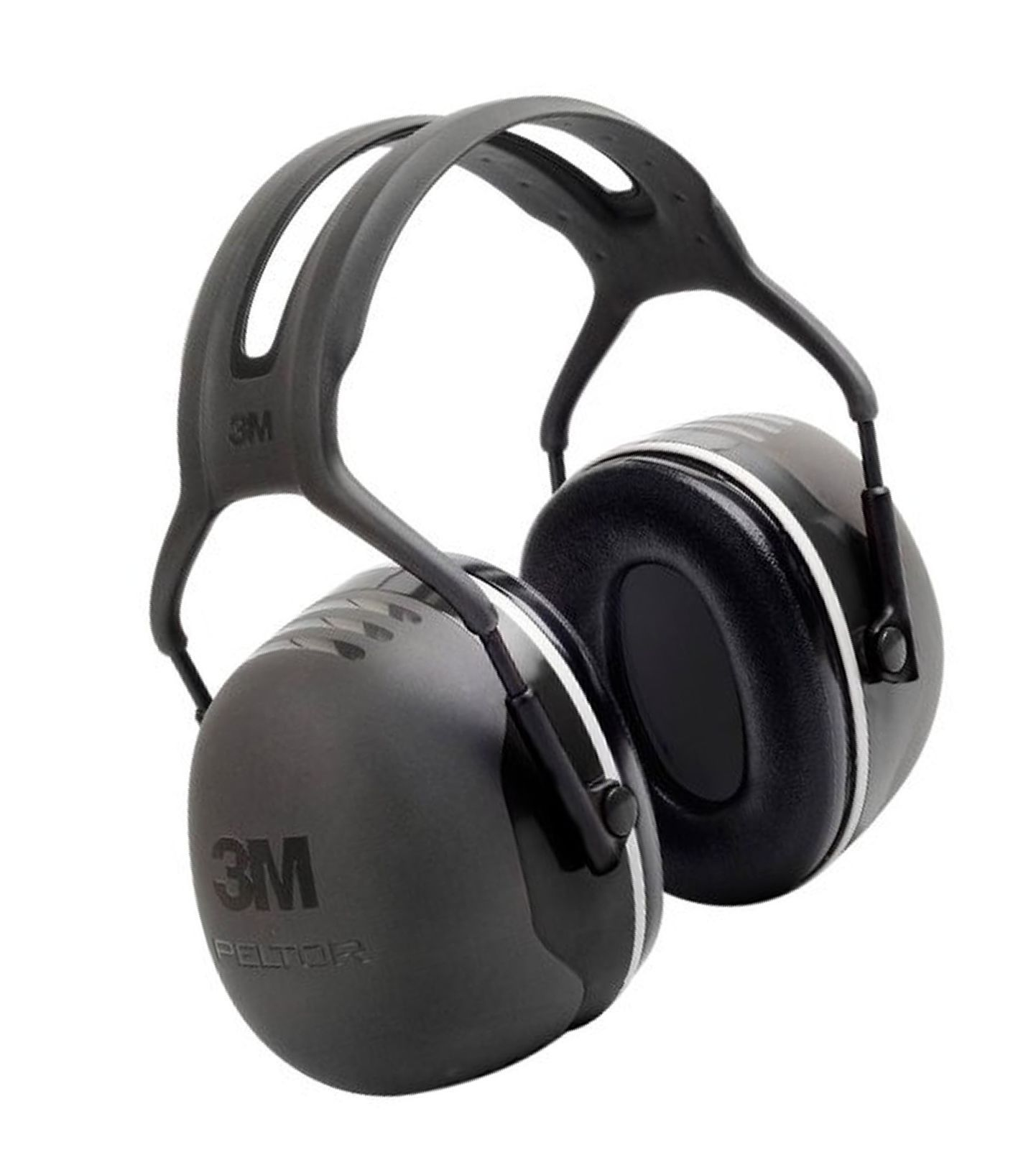 3M Peltor X-Series Over-the-Head Earmuffs, NRR 31 dB, One Size Fits Most, Bla...