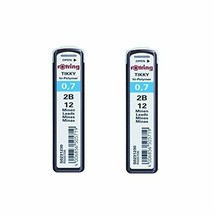 Rotring-stationery-Mechanical pencil core 0.7mm 2B S0231230 2set - $6.54