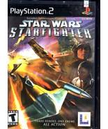 PlayStation 2 - Star Wars  Starfighter - $10.00