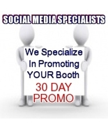 Social Media Specialists 30 Day Twitter Package + Media  - $30.00