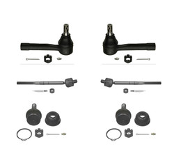 6 Piece Tie Rod & Lower Ball Joint Kit 1998-11 Ford Ranger 2WD w/Coil Su... - $65.88