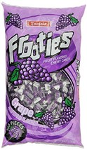 Tootsie Rolls Frooties Grape Candy 360 Count, 38.8oz - $20.06