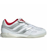 Adidas Men's Predator Precision TR White/Silver/Red F97224 - $120.00