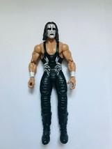 WWE Sting Wrestling Action Figure Mattel Basic Series 55 LOOSE 2015 - $18.80