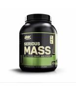 OPTIMUM NUTRITION Serious Mass Weight Gainer Protein Powder, Chocolate, ... - $46.15+