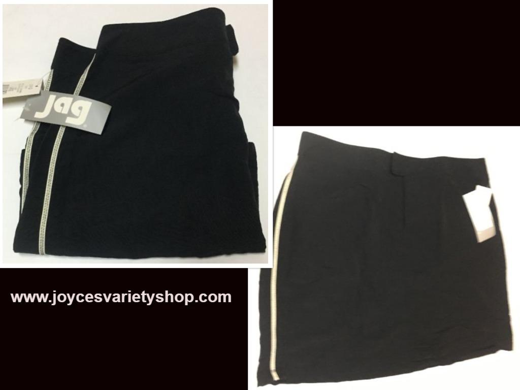 Jag black skirt web collage