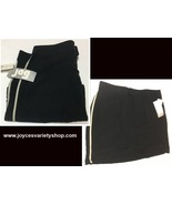 JAG Black Active Performance Skirt SZ L NWT - $13.99