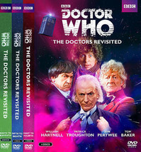 Doctor Who: Doctors Revisited Set [11 DVD Set] Classic BBC TV Series - $63.22