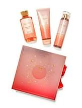 New Bath & Body Works Champagne Toast Gift Box Set Mist, Shower Gel, Cream  - $42.08