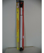 New Door Brace Dual Function Adjustable Security Bar. - $26.73