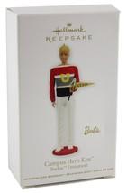 Campus Hero Ken Hallmark Barbie Ornament by Hallmark Keepsakes - $23.46