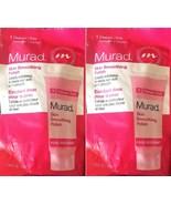 2 x Murad Pore Skin Smoothing Polish Face Exfoliator .33oz Travel Pores ... - $8.90
