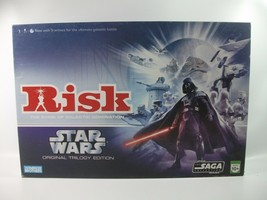 RISK Star Wars Original Trilogy Edition Board Game No Instructions - $45.19