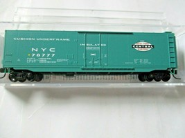 Micro-Trains # 03200520 New York Central 50' Standard Boxcar Plug Door N-Scale image 1