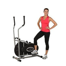 Elliptical Trainer Indoor Fitness Exercise Cardio Workout Running Gym Eq... - $169.95