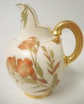 Antique 1860s Blush Royal Worcester Creamer - $47.49