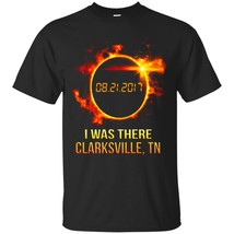 clarksville Tennessee Total Solar Eclipse 2017 Shirt - ₹1,574.70 INR+