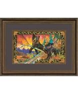 Berry Funny - Bears Framed Limited Edition Print by Janene Grende - $149.00