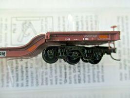 Micro-Trains # 10900171 Norfolk Southern Heayweight Depressed-Center Flat Car N image 3