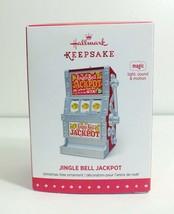 2015 Hallmark Keepsake Jingle Bell Jackpot Magic Christmas Ornament - $13.96