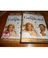 Its Complicated (DVD, 2010) Meryl Streep, Steve Martin, Alec Baldwin Exc... - $6.44