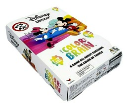 Ready To Roll Color Brain Game Disney Edition - $14.95