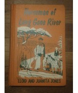 horseman of long gone river lloid and juanita jones Hardcover ex-library... - $8.91