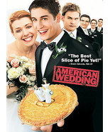 American Wedding (DVD, 2004, Widescreen) Eugene Levy Free USA Shipping - $3.75