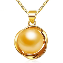 Fashion Women Sterling Silver Shell Pearl Pendant image 6