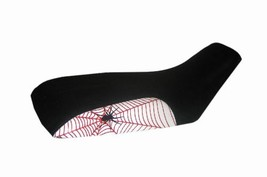 Honda TRX300EX Seat Cover Spider Web Year 1993 To 2004 - $43.99