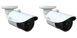 New Q-See QTN8086B-2 4K IP HD Bullet Security Camera w 100ft Night Visio... - $267.29